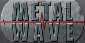 Il Logo del sito MetalWave.it - Clikka per tornare alla homepage