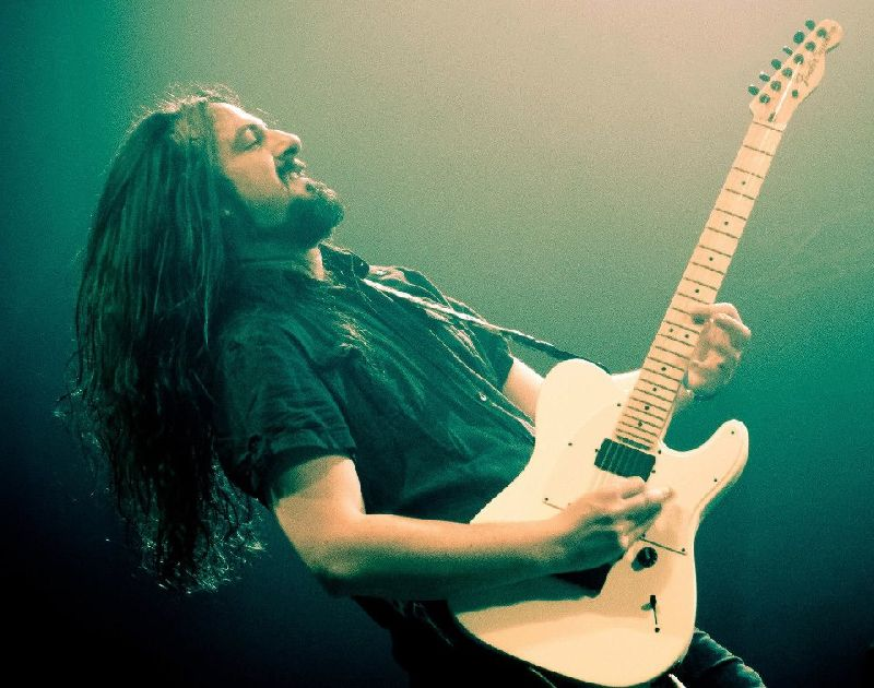 MetalWave.it - Intervista a DGM - DGM - Simone Mularoni (guitars, producer)