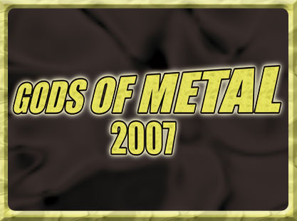 Gods Of Metal 2007 | MetalWave.it Live Reports