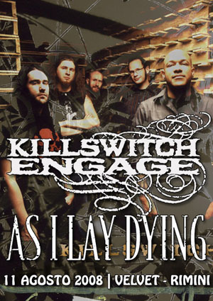 MetalWave Live-Report ::: Killswitch Engage + As I Lay Dying + Carnera
