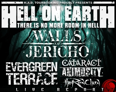 MetalWave Live-Report ::: «Hell On Earth»