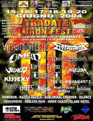 Tradate Iron Fest 04 | MetalWave.it Live Reports