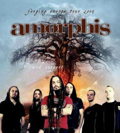 MetalWave Live-Report ::: Amorphis + Before the Dawn + Amoral
