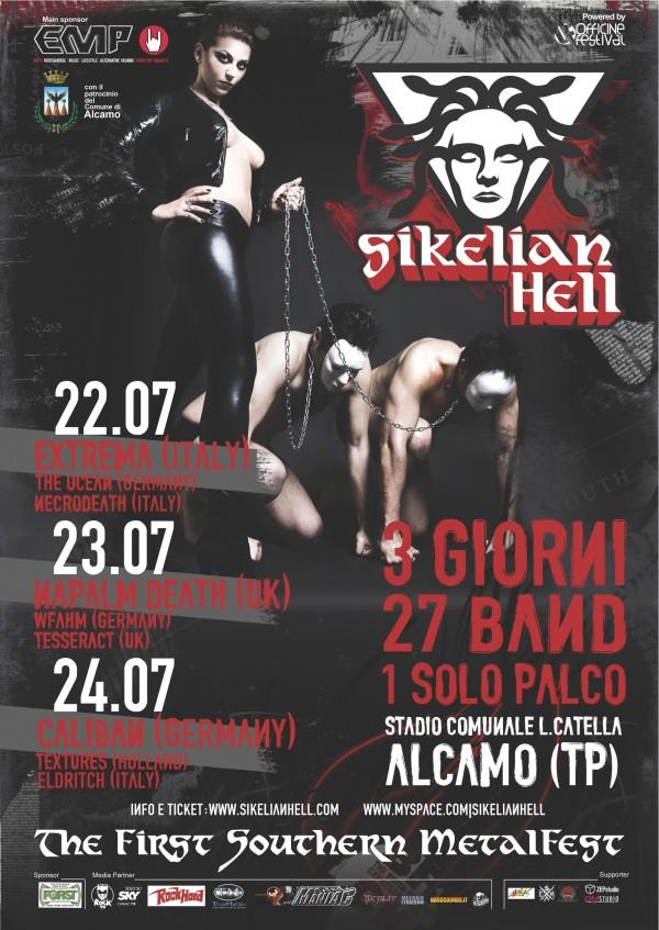 Sikelian Hell 2010 | MetalWave.it Live Reports