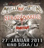 MetalWave Live-Report ::: Helloween + Stratovarius + Avatar