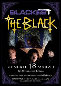 MetalWave Live-Report ::: The Black