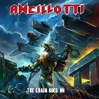 "MetalWave Live-Report ::: «Ancillotti - ""The Chain Goes On"" (Listening Session)»"