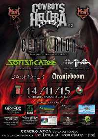 MetalWave Live-Report ::: «Cowboys From Hellera Metal Fest # 2»