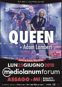 MetalWave Live-Report ::: «Queen & Adam Lambert»
