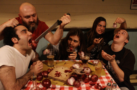 "BEGGARS ON HIGHWAY: il disco di debutto ""Onion Eaters"""