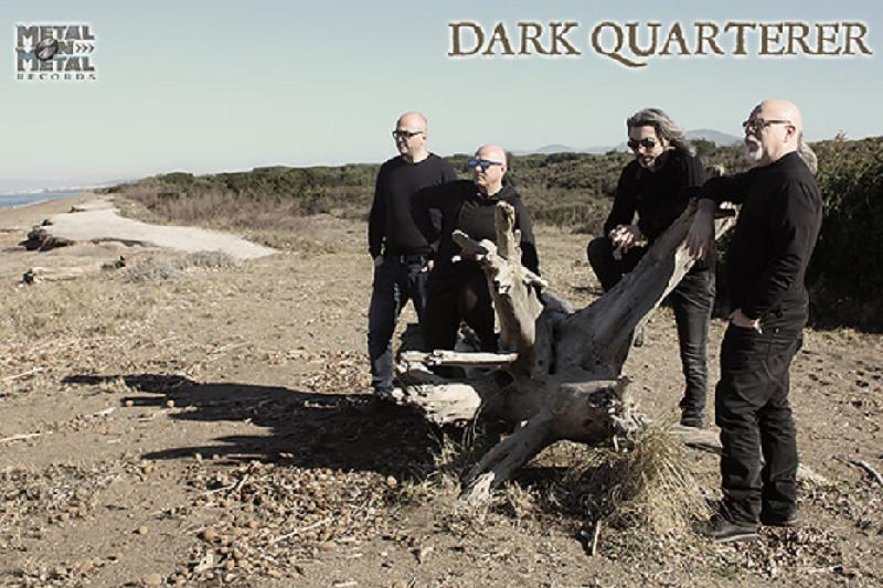 DARK QUARTERER: accordo con la Metal on Metal Records