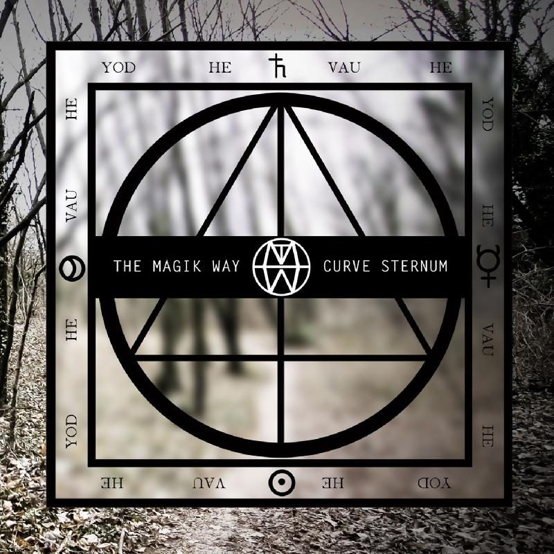 "THE MAGIK WAY: cover, tracklist e teaser di ""Curve Sternum"""