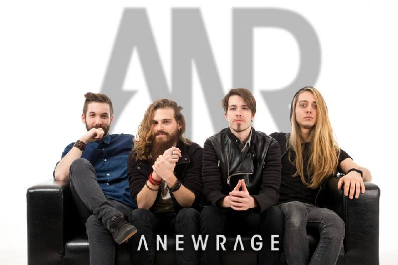 "ANEWRAGE: video acustico di ""Red Wet Lips"""