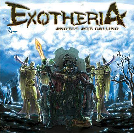 "EXOTHERIA: i dettagli del debut album ""Angels Are Calling"""