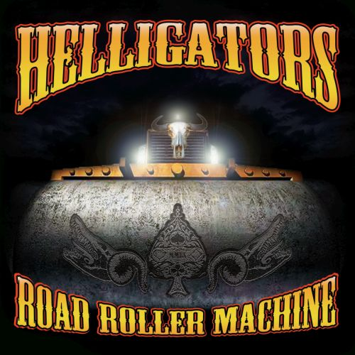 "HELLIGATORS: uscito in formato digitale ""Road Roller Machine"""