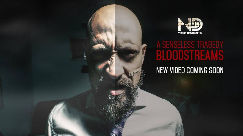 NEW DISORDER: terminate le registrazioni del nuovo video