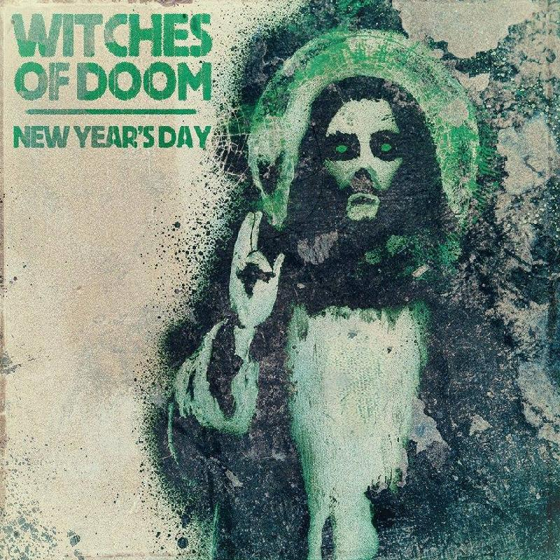 "WITCHES OF DOOM: il videoclip di ""New Year's Day"""
