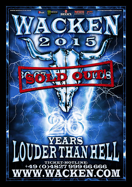 WACKEN OPEN AIR 2015: anche quest'anno METALWAVE lo seguirá per voi