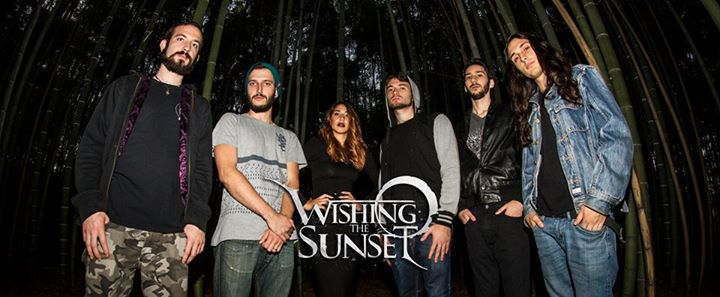 WISHING THE SUNSET: nuovo lyric video