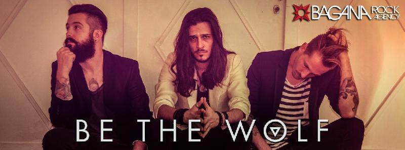 BE THE WOLF: firma con Bagana Rock Agency e prime date del tour