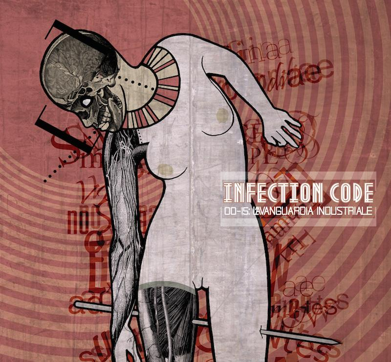 INFECTION CODE: copertina e tracklist