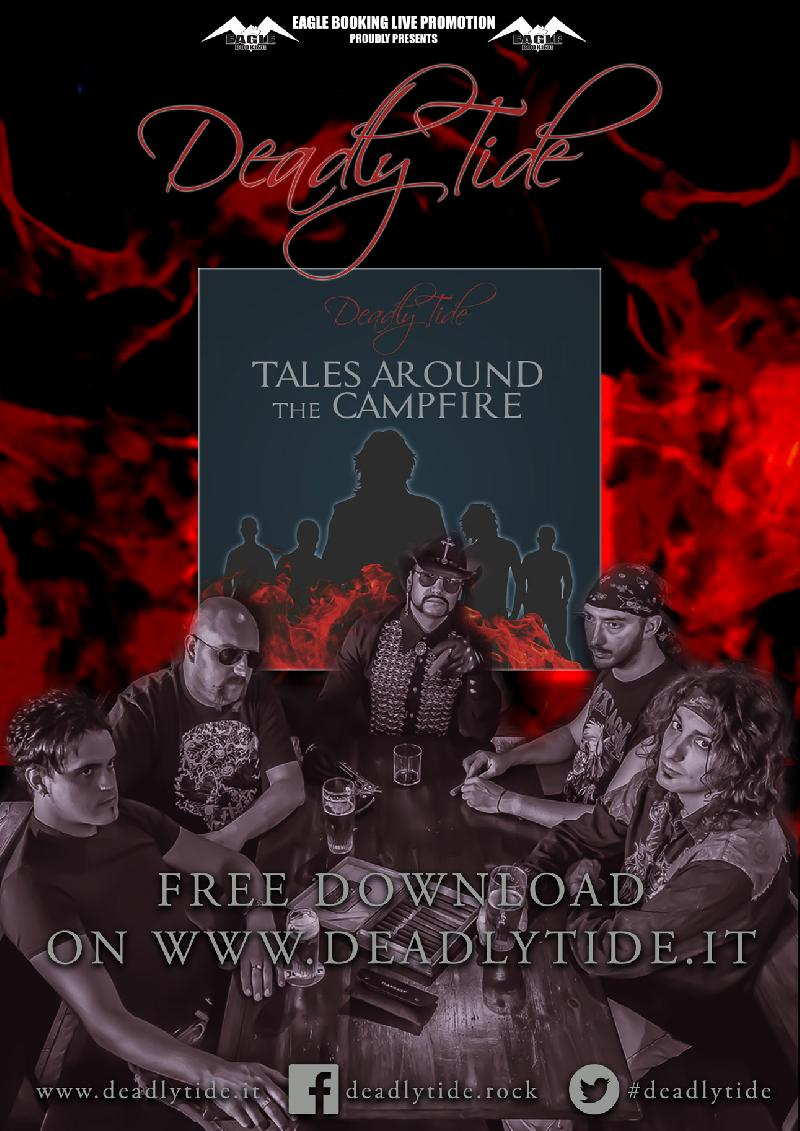 "DEADLY TIDE: disponibile da oggi ""Tales Around the Campfire"" in download gratuito"