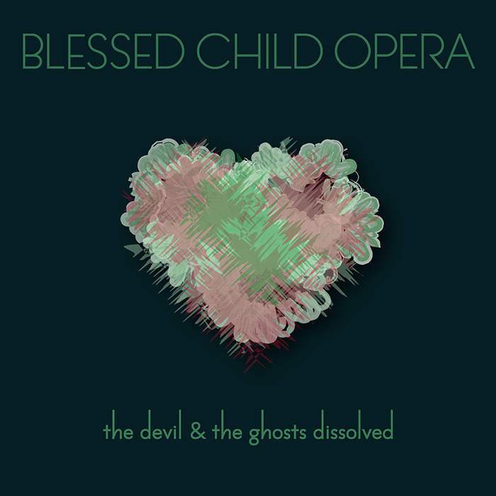 "BLESSED CHILD OPERA: il nuovo disco ""The Devil and The Ghosts Dissolved"""