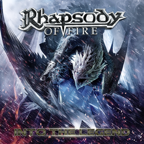 RHAPSODY OF FIRE: Nuovo video lyric per ''Into the Legend''