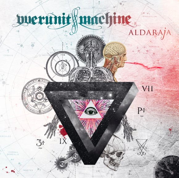 OVERUNIT MACHINE: new album ''Aldaraja'' prodotto da Logan Mader