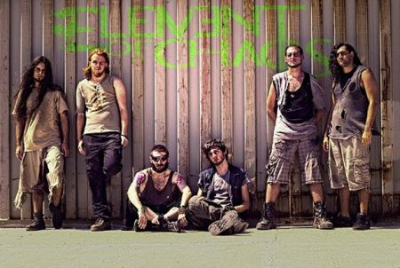 "ELEMENT OF CHAOS: il video di ""Idiots Lose Control"""