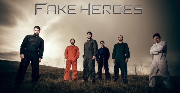 FAKE HEROES: annunciate due date in Russia con i TESSERACT