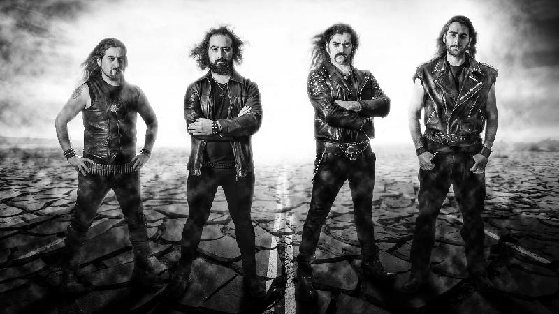ICY STEEL: firmano con Pure Steel records