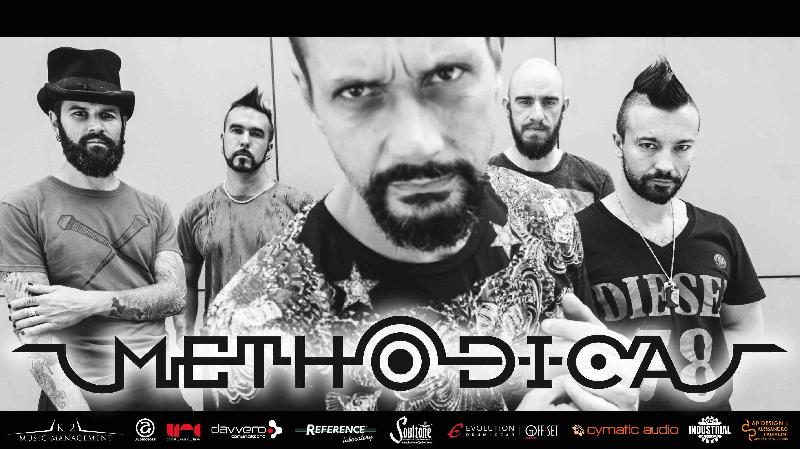 METHODICA: supporting-act al tour europeo dei QUEENSRYCHE