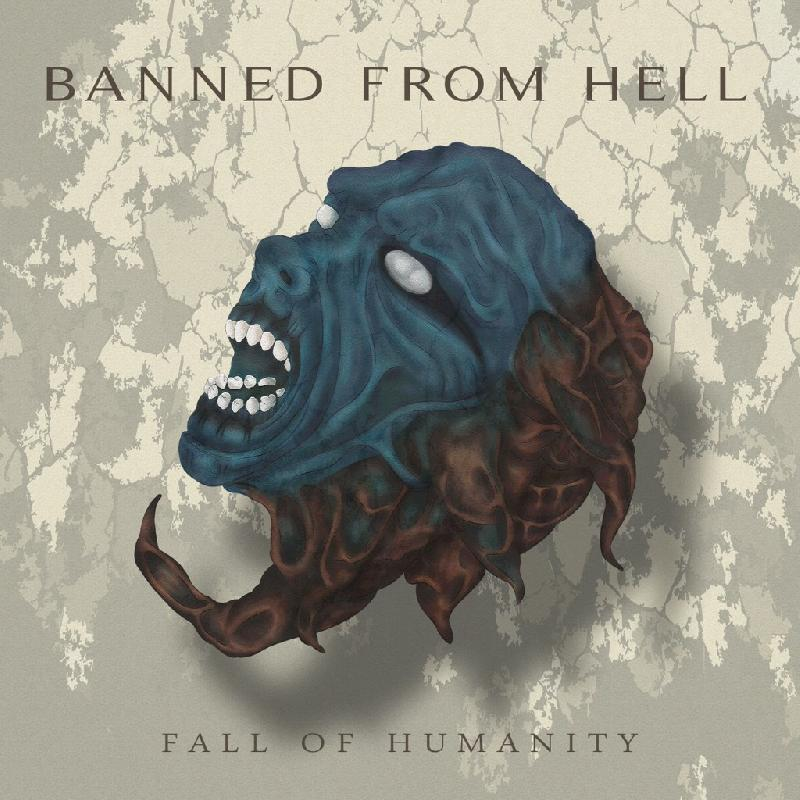 BANNED FROM HELL: siglato accordo per l'uscita del nuovo album 'Fall of Humanity' con la Sliptrick Records