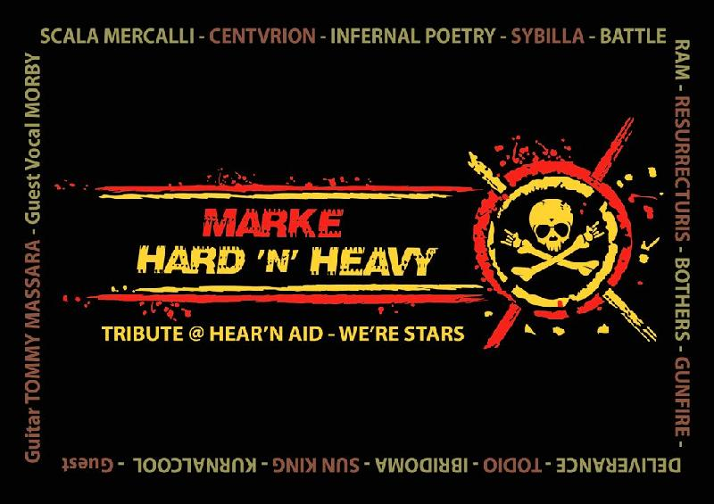 "MARKE HARD'N'HEAVY: il nuovo video di ""Stars"" in memoria di Ronnie James DIO"