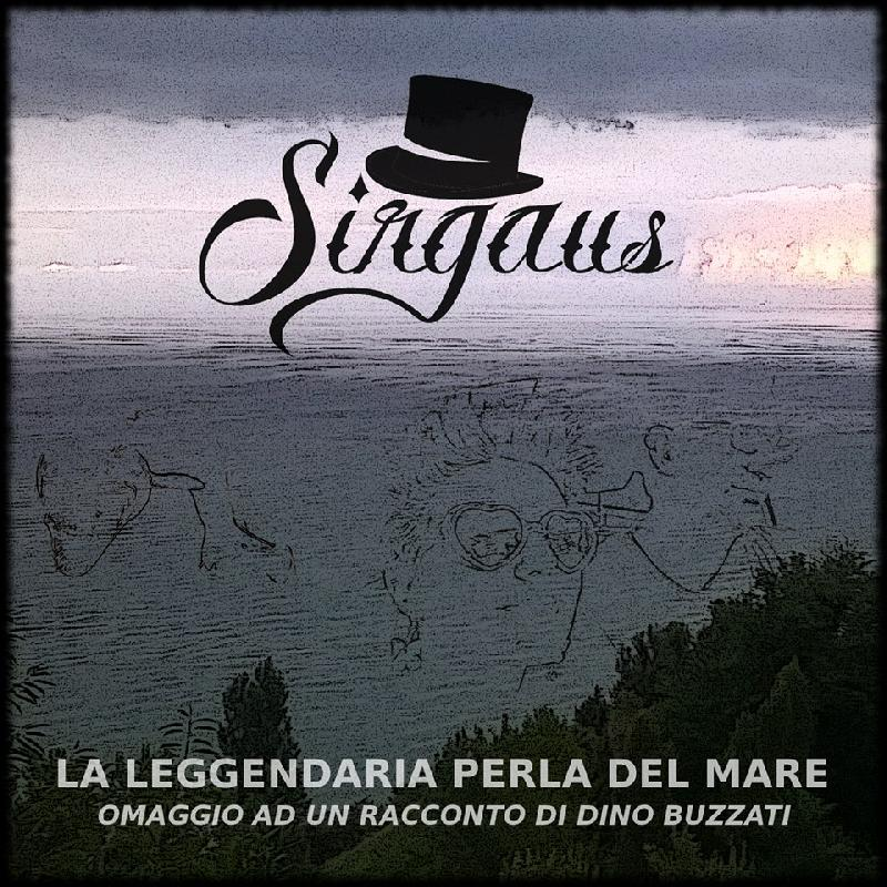 "SIRGAUS: disponibile in free download il nuovo singolo ""La Leggenda Perla Del Mare"""