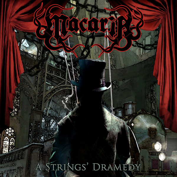 "MACARIA: il debut album  ""A Strings' Dramedy"""
