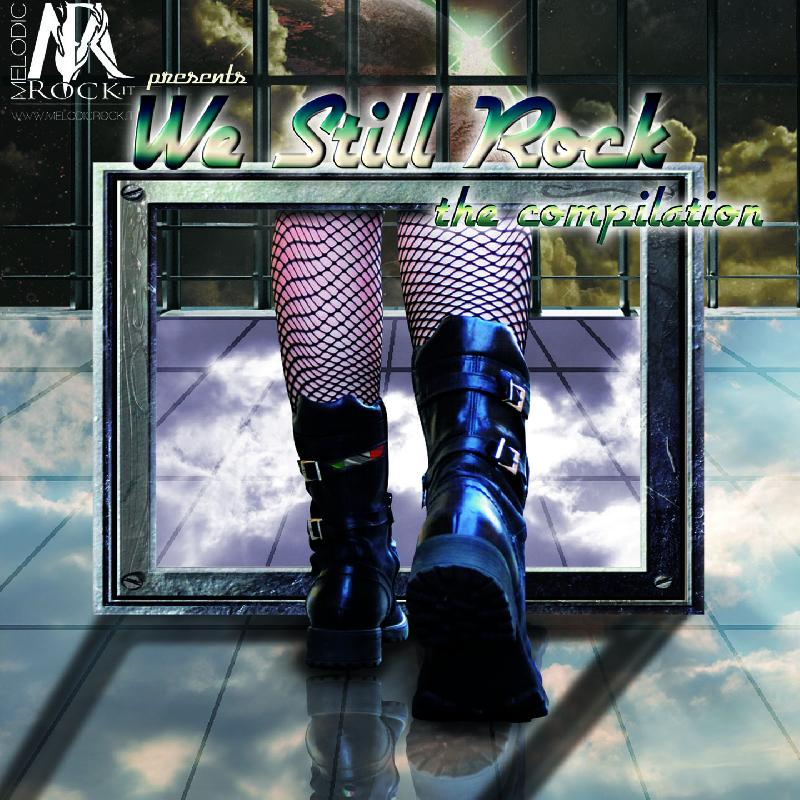 "WE STILL ROCK: la compilation ufficiale di ""A Melodic Rock Night"""