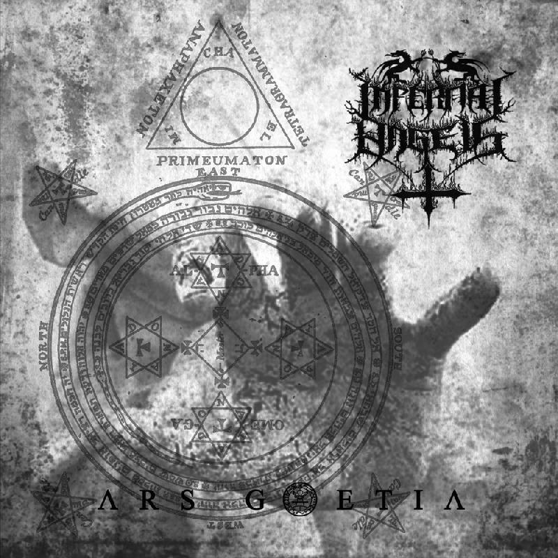"INFERNAL ANGELS: rivelano cover e tracklist del nuovo ""Ars Goetia"""