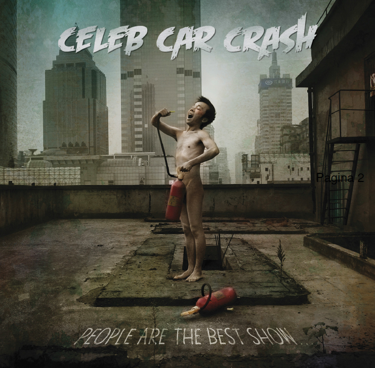 "CELEB CAR CRASH: il nuovo video di ""Enemy's Desire"""