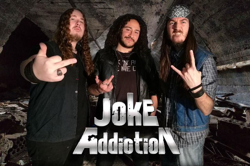 JOKE ADDICTION: ingresso nel roster Spider Rock Promotion