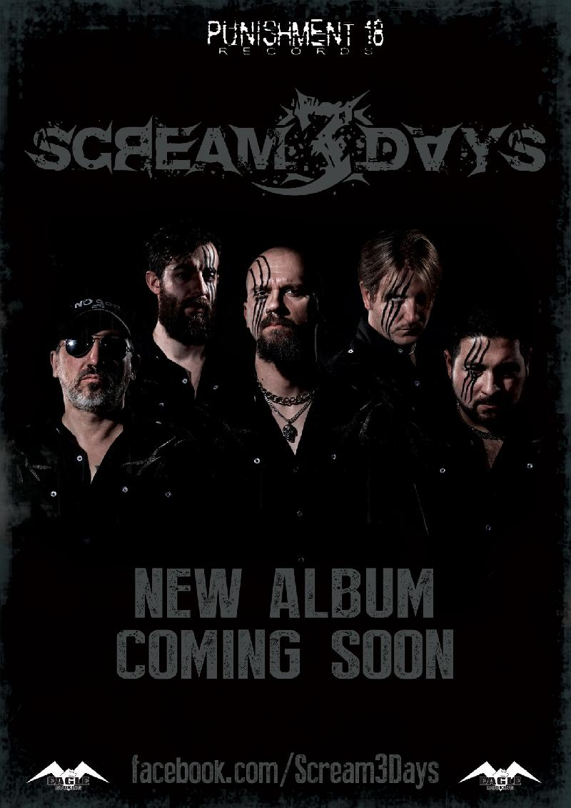 SCREAM3DAYS: firmano con Punishment 18 Records