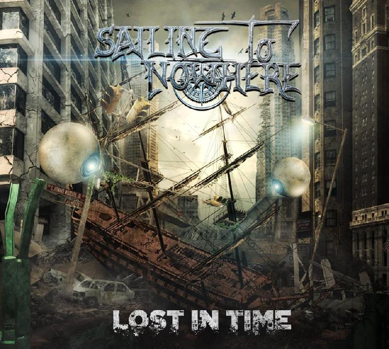 "SAILING TO NOWHERE: in uscita ""Lost in Time"" per Underground Symphony Promotion"