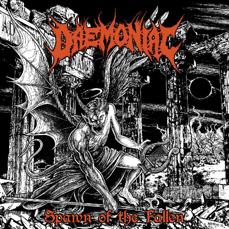 DAEMONIC: a breve l'uscita del nuovo album ''Spawn of the Fallen''