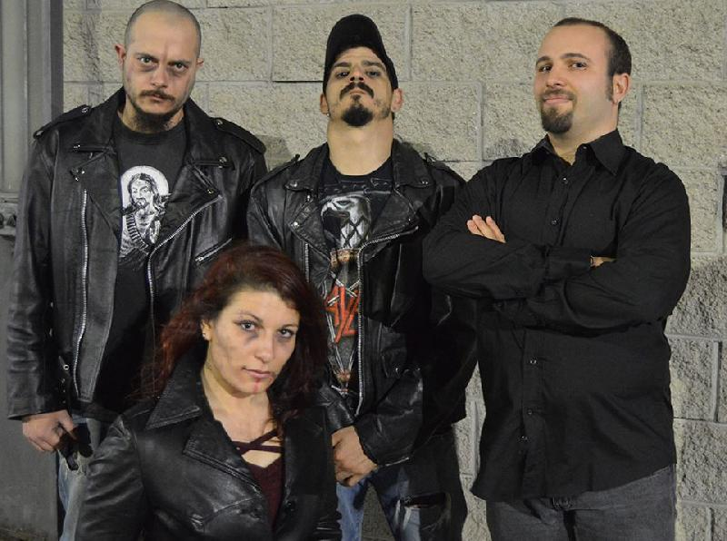 "DAMNATION GALLERY: il primo video ufficiale ""Evil Extreme"""