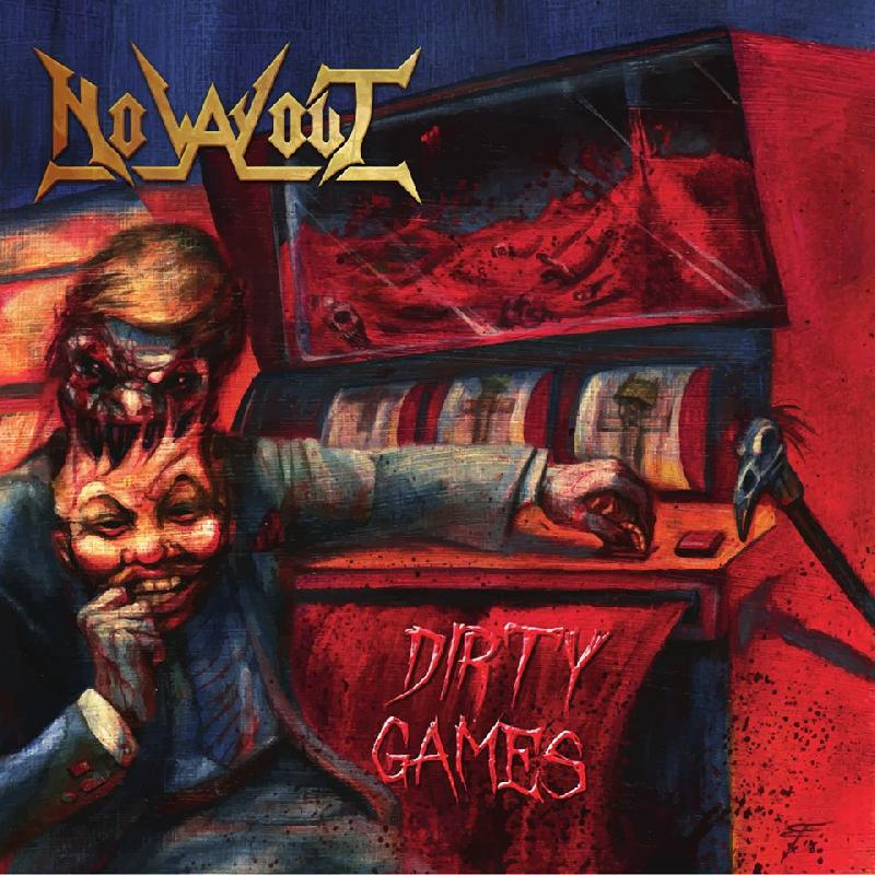 NO WAY OUT: in uscita l'Ep di debutto ''Dirty Games''