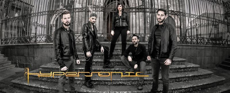 HYPERSONIC: in uscita il primo video della band ''Prayer in the Dark''