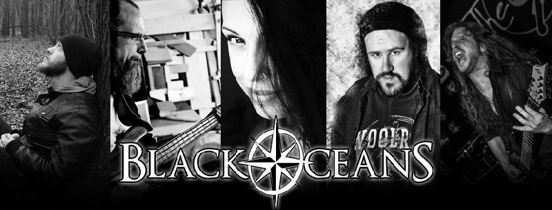 BLACK OCEANS: nuovo singolo on-line e nuovo lyric video