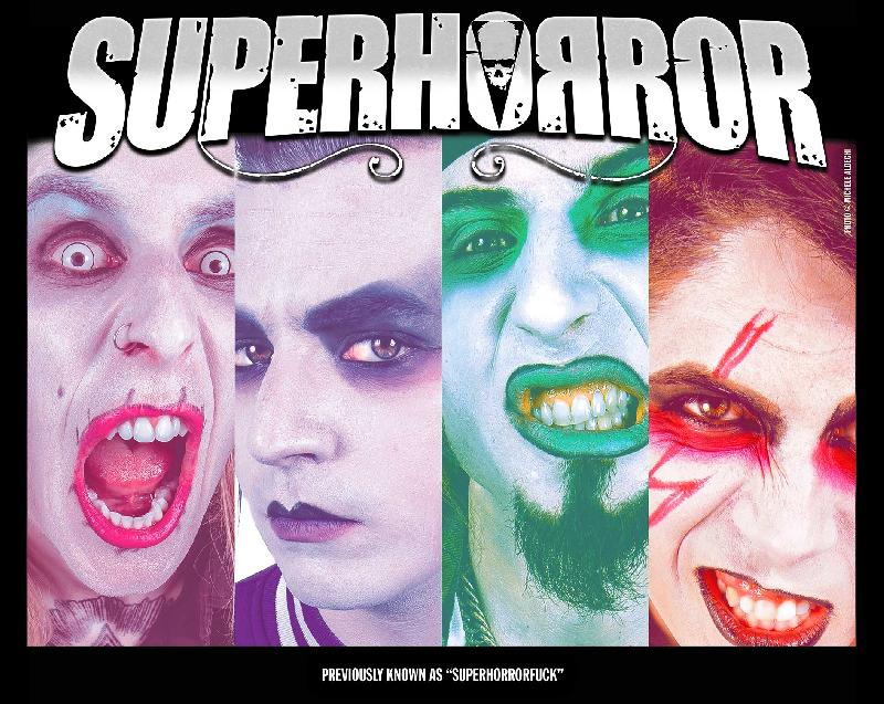 SUPERHORROR: nuovo singolo e video online