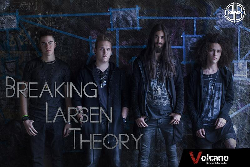 BREAKING LARSEN THEORY: disco d'esordio entro l'estate per Volcano Records